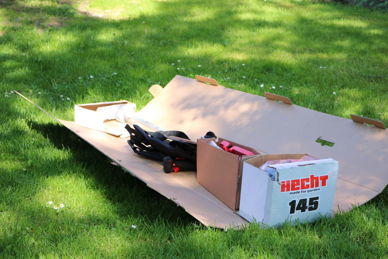 Hecht 145 Test Motorsense Im Test Gartenwerkzeuge Im Test